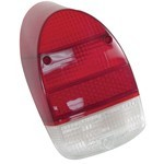 Tail Light Lens, Left Or Right Side, For Beetle 68-70