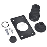 "Master Cylinder Rebuild Kit, 3/4"" Bore For Latest Rage Rect"
