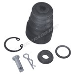 "Master Cylinder Rebuild Kit, 5/8"" Bore For Latest Rage Round"