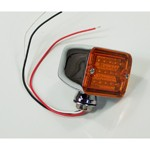 Micro Led Tail Light, Amber, Sold Each