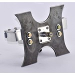 Weld On Bracket, For Center Load Rack & Pinions