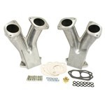 CNC PORTED INTAKE MANIFOLD, Tall, Stage 3, For IDA & EPC