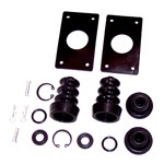 "Master Cylinder Rebuild Kit, 7/8"" & 7/8"" Bore For EMPI Brand"