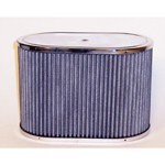 "Air Cleaner Assembly, For Idf & HPMX, 4.5x7"" Oval, 6"" Tall"
