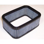 Air Cleaner Element, Rectangulare, 2-1/2 Tall