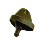 Windshield Washer Nozzle, For Type 2 VW Bus 68-79