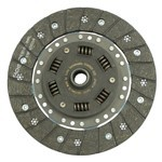 215Mm Clutch Disc, Sprung, For Type 2 Bus 74-75
