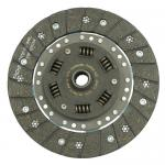 228mm Clutch Disc, Sprung, For Type 2 Bus 76-79