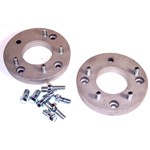 """Wheel Adapters, 5 On 4-3/4"""" Chevy Rim, To 4 On 130mm VW Drum"""