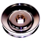 Alternator & Generator Pulley, HD Chrome for Type 1