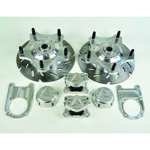 Rear Disc Brake Kit, 2 Piston