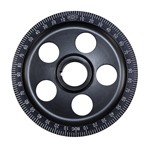 Degree Crank Pulley, For VW Engines, Bolt In Sand Seal Style