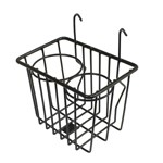 Wire Frame Hump Basket, For Type 2 Bus 55-67, Black