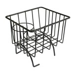 Wire Frame Hump Basket, For Beetle, Ghia & Thing, Black