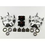 COMBO SPINDLE FRONT DISC BRAKE KIT, 5 On 205mm