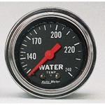 AUTOMETER 100-240 WATER TEMP G