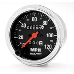 Autometer Mechanical Speedo W/