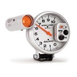 "AUTOMETER 5"" SPORT-COMP SILVER"