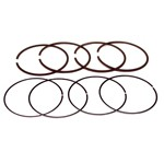 Total Seal Ring Set, 87mm, 2X2x5, For Aircooled VW