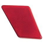 Tail Light Side Reflector, Right Side, For Beetle 70-72