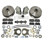 Front Disc Brake Kit, For Bus 67 Only