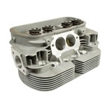 Gtv-2 L6 Cnc Ported Heads, 42 & 37.5 Valves, For 90.5/92