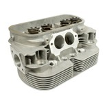 Gtv-2 L6 Cnc Ported Heads, 42 & 37.5 Valves, For94mm