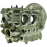 Engine Case, Magnesium, 94mm Bore, For 8mm Studs