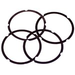 Cylinder Shim Set, Fits 1.7 1.8 & 2.0 Type 4, .040 Thick