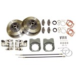 Disc Brake Kit, 5 On 205mm, With E-Brakes, IRS 73-79 FORGED