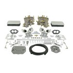 Dual 44 Idf Carburetor Kit, For Type 3 VW