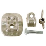 Seat Clamp Kit, For Middle Seat, Bus 52-72