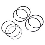 Piston Ring Set, 88mm, 1.5 X 1.5 x 5, With Chrome Top Ring