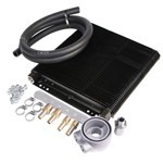 Oil Cooler Kit, 72 Plate Mesa Cooler With Sandwich Adapter
