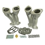 Ported Intake Manifold, Offset, Stage 3, For IDF & HPMX