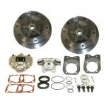 Wide Disc Brake Kit, 5 On 205Mm, Short Spline FORGED