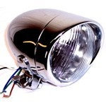 "4"" Headlight, 60/55 High Low Beam, Sold Each"