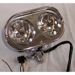 Dual Headlight, 60/55 High Low Beam, Sold Each