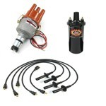 Ripper Ignition Kit, With Electronic Distributor, Black