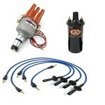 Ripper Ignition Kit, With Electronic Distributor, Blue