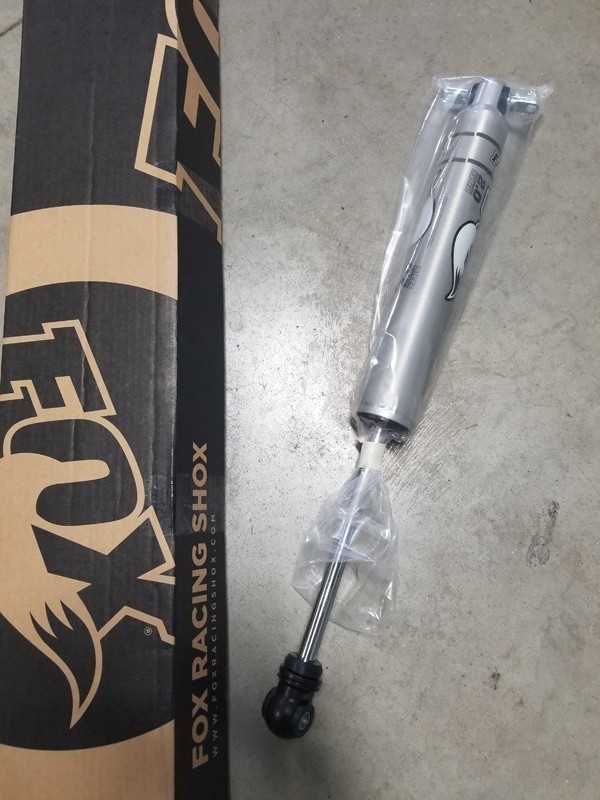 Fox 2.0 Shock, Ifp, Extended: 22.65, Compressed: 14.55
