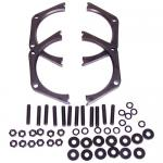Axle Retainers, for Swing Axle VW Transmissions, Set