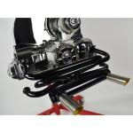 2 Tip Gt Exhaust, For Type 1 VW Engines, Raw Steel